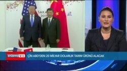 'Çin-ABD Görüşmeleri Olumlu Geçiyor'