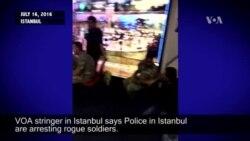 Türk hərbçilər həbs olunur