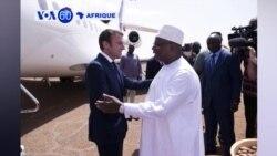 VOA60 Afrique du 19 mai 2017