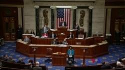 2018-02-09 美國之音視頻新聞: 國會兩院通過預算 等待總統簽署生效
