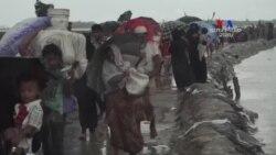 Ռոհինգյա մահմեդականների առջեւ այսօր դժվար ու տառապալից երկար ճանապարհն է