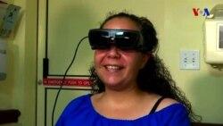 E-Sight eynəyi - Görmə qabiliyyəti olmayanlar üçün yeni ixtira
