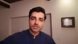 انگریزی نہ آنے پر شرمانے کی ضرورت نہیں، حمزہ عباسی کا سرفراز کو مشورہ