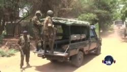 肯尼亚恐怖攻击后军方戒备森严