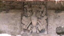 Repatriación de Monedas Mesoamericanas a México