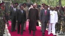 Wakenya pamoja na viongozi kutoka Somalia na Nigeria waomboleza waliokufa vitani.