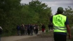 Кризис беженцев в Европе: наступают холода