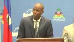 Ayiti: Prezidan Jovenel Moise sou Lavni Peyi a