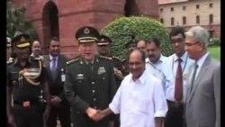 中国和印度同意恢复举行联合军演