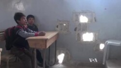 Classes Resume in War-Torn Kobani