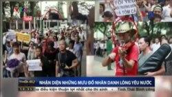 Đài VN: 'Thế lực phản động' giật dây biểu tình về môi trường