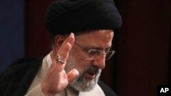 ابراهیم رئیسی، رئیس جمهوری منتخب ایران - آرشیو