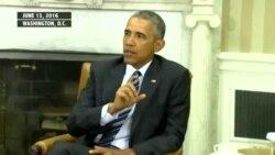 Barack Obama fait le point sur l'attaque d'Orlando (vidéo)