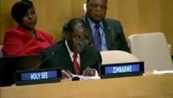 Zimbabwe President Raises Alarm Over Crippling Impact of Climate Change
