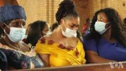 Balandi ba Kamerhe basambeli yambo na bozongeli ya bosambisami na ye le 15 février