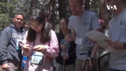 NASA Develops App for People to Participate in Earth Science Project
