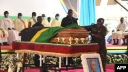 TANZANIA-POLITICS-DEATH - President John Magufuli funeral