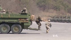 US, South Korea Conduct Joint Military Exercises