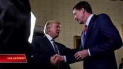 Tổng thống Trump và cựu Giám đốc FBI 'đốp chát' nhau
