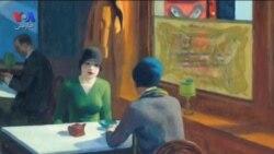 نمایشگاه آثار نقاشان مشهور آمریکایی در پاریس