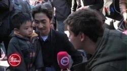 Cha con gốc Việt gây xúc động khi nói về vụ khủng bố ở Paris