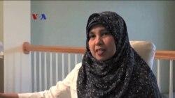 Mariana Syarif Muslim Diaspora Indonesia Pengasuh Anak