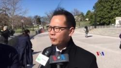 2019-03-26 美國之音粵語新聞﹕香港立法會議員郭榮鏗透露與美國國務院官員的會 晤內容