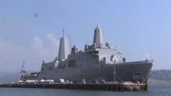 美國菲律賓聯合軍演規模比去年擴大一倍