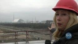 У Чорнобилі готуються до «гарячих» випробувань і введення в експлуатацію нового сховища. Відео