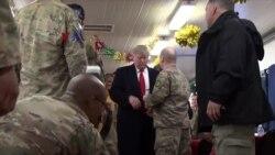 Pasukan AS di Afghanistan, Irak, dan Suriah