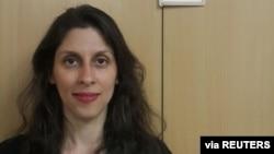 İran asıllı İngiliz yardım çalışanı Nazenin Zeghari Ratcliffe