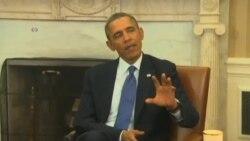Obama llama a Rusia a rectificar