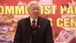 TBT Nguyễn Phú Trọng 'bất ngờ' vì được bầu lại
