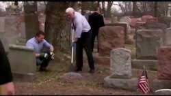 Pence Cemetery Clean Up Missouri