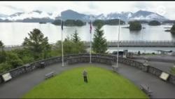 Жители Аляски отмечают День независимости США