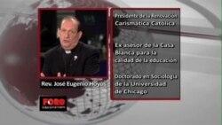 Papa aumenta la confianza de feligreses