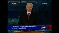VENEZUELA EXXONMOBIL VO