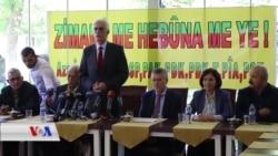 Partî û Rêxistinên Kurd li Tirkîyê bo Parastina Zimanê Kurdî Hevbîr In