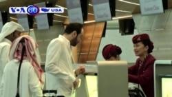 Hoa Kỳ cấm khách Trung Đông mang đồ điện tử loại lớn lên máy bay (VOA60)