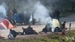 Mirno na graničnom prelazu Maljevac