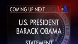 奥巴马在岩国美军基地讲话