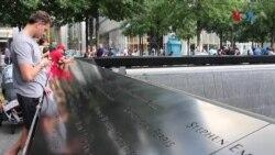 9/11 حملوں کو 18 سال مکمل، مرنے والوں کی یاد میں تقاریب