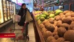 Trái cây Việt Nam tại thị trường Mỹ