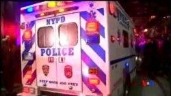 2014-12-21 美國之音視頻新聞: 奧巴馬譴責槍手殺害紐約市警察