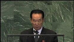 2012-10-02 美國之音視頻新聞: 北韓稱朝鮮半島成為世界熱點責任在美國