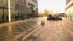 Vaš dostavljač u skoroj budućnosti: samovozni robot