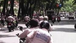 Venezuela: persisten ataques con granadas