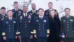 美陆军司令访华 加强美中两军交流
