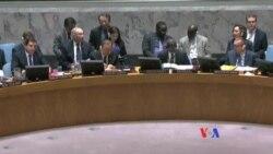 安理會通過制裁北韓的新決議