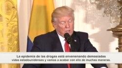 """Trump: """"El muro funciona"""""""